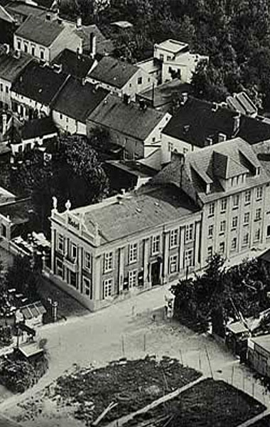 Hotel-Werder-an-der-Havel-Geschichte
